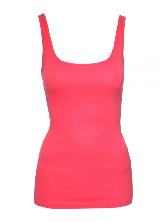 Womens Scoop Back Vest