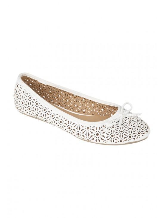 Womens Lazer Cut Shoe