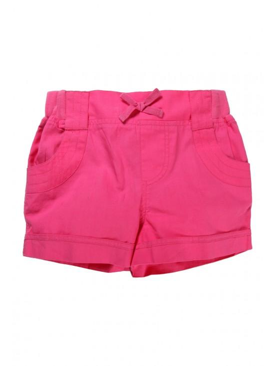 Older Girls Poplin Shorts