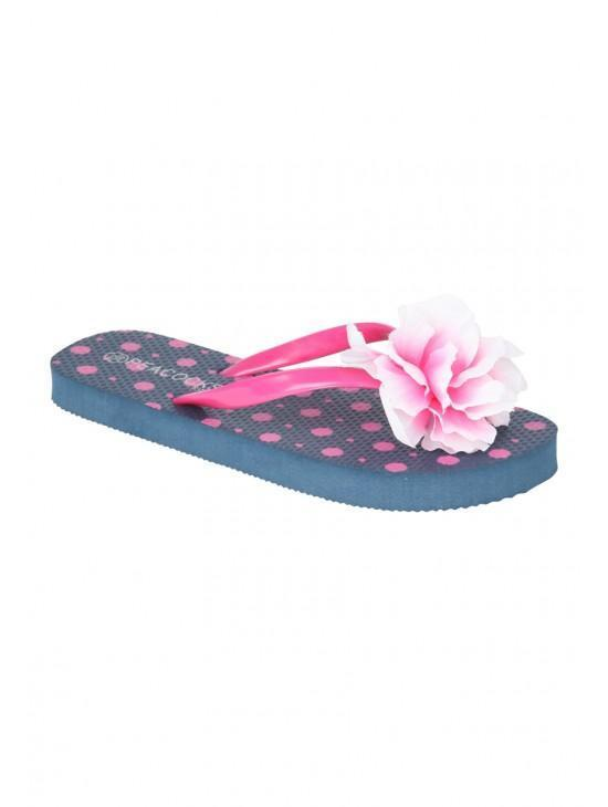 Older Girls Corsage Flip Flop