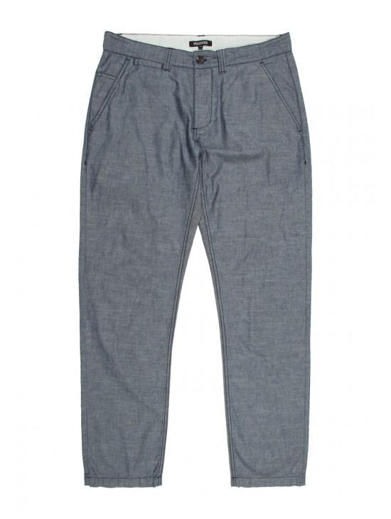 Mens Chambray Trouser