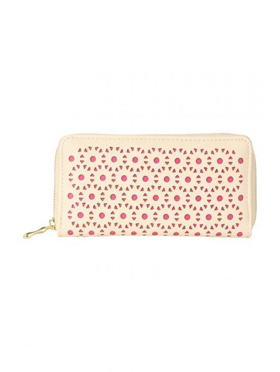 Womens Cutout Purse