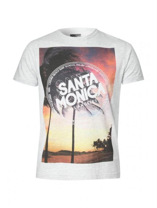 Mens Santa Monica T-shirt
