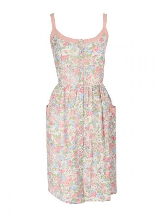 Womens Pocket Dress