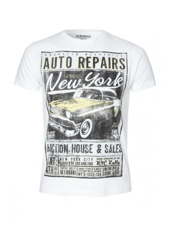 Mens Auto Repairs T-shirt