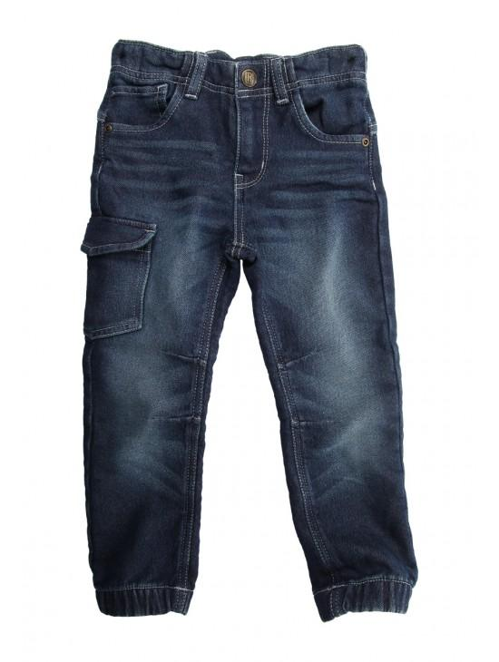 Younger Boys Denim Jogging Bottoms