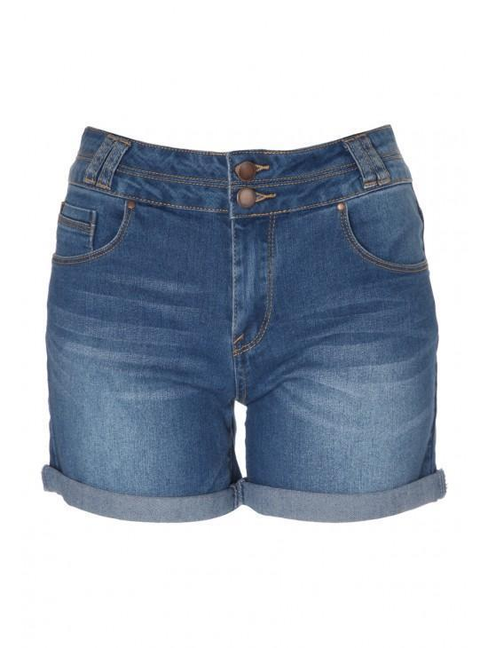 Womens High Waist Shorts