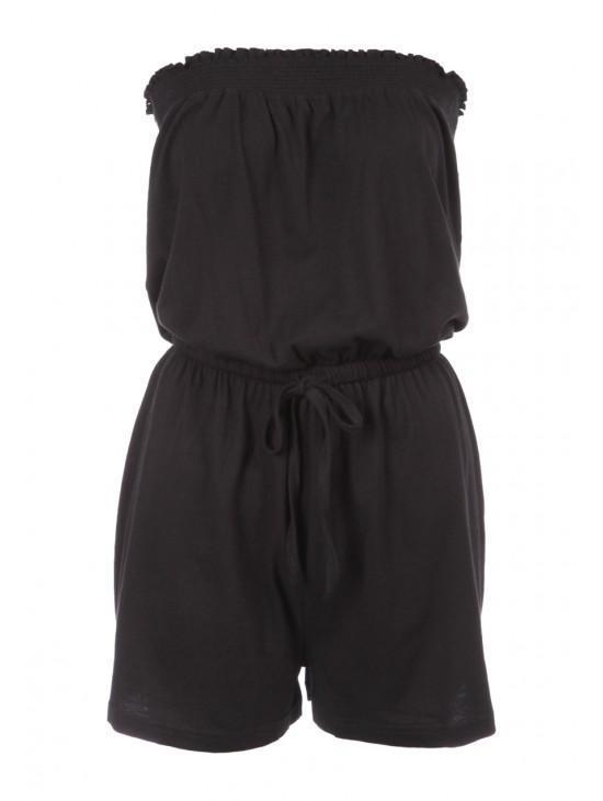 Womens Bandeau Playsuit