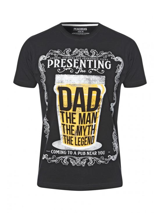 Mens Dad T-shirt