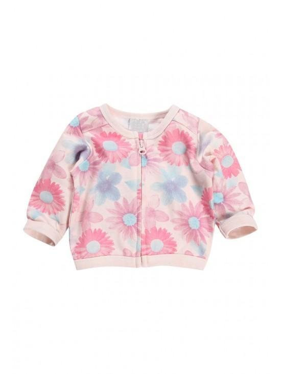 Baby Girls Floral Jacket