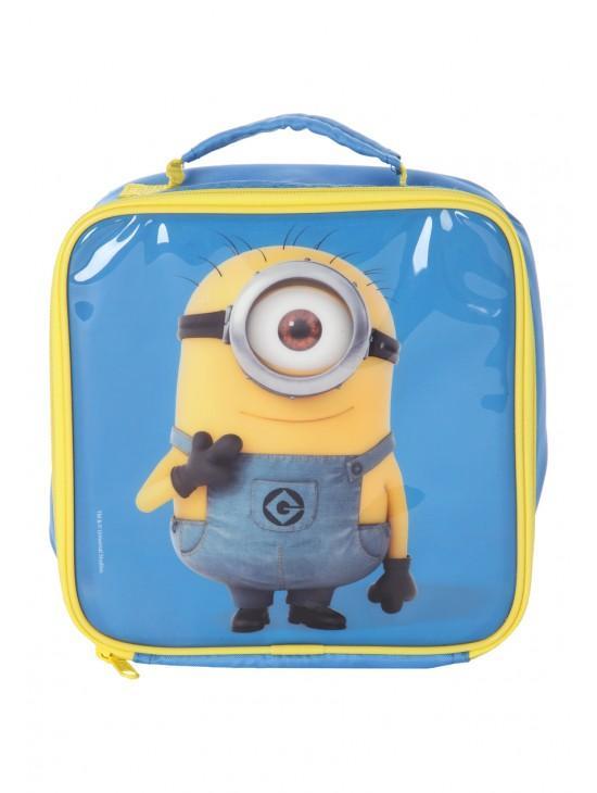 Boys Minions Lunchbag