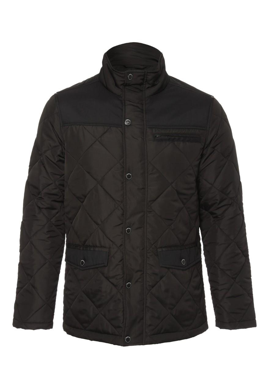 Mens Quilted Jacket | Peacocks