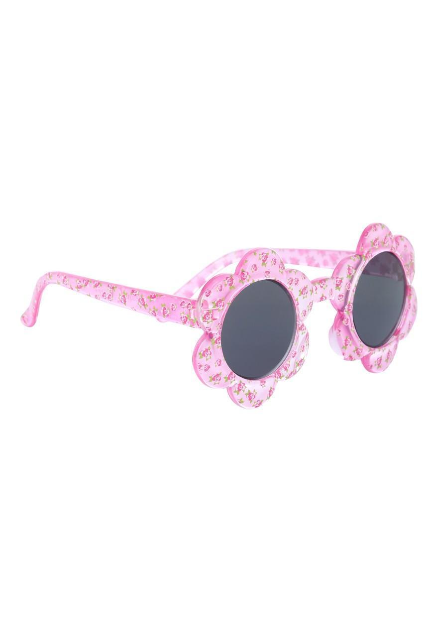 dd00e0fbe6 Womens Girls Flower Power Sunglasses