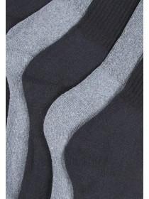 Mens 5pk Sports Socks