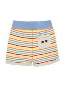 Baby Boys Blue Cool Caterpillar Shorts