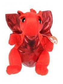 TY Beanie Buddies Y Ddraig Goch Medium Welsh Dragon