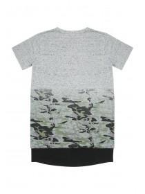 Older Boys Grey NYC Future T-Shirt
