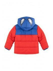 Younger Boys Red Spiderman Jacket