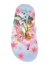 Girls Frozen Sandals