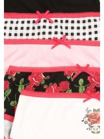 Girls 5pk Briefs