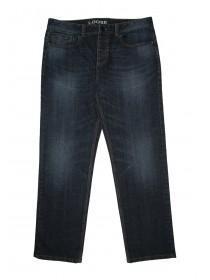 Mens Indigo Loose Fit Jeans