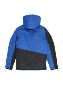Older Boys Mid Blue Ski Style Jacket