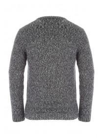 Mens Soft Touch Grey Jumper