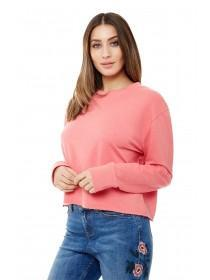 Jane Norman Pink Slouch Sweater