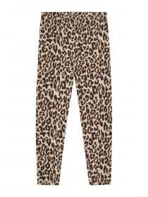 Older Girls Leopard Print Leggings