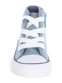 Younger Boys Blue Trainers