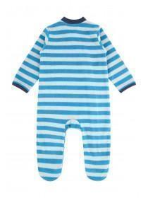 Baby Boys Cuddle Monster Sleepsuit
