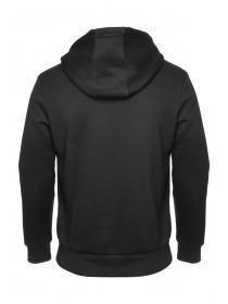 Mens Basic Zip Through Sweater