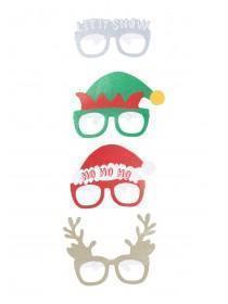 Novelty Christmas Glasses