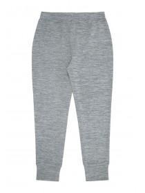 Older Boys Grey Tricot Jogger Shorts
