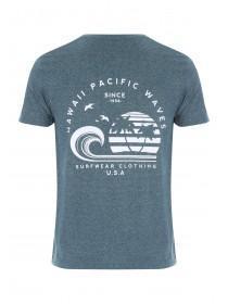 Mens Green Grindle City T-Shirt