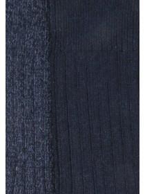 Mens 2pk Blue Thermal Socks