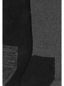 Mens 2pk Thermal Socks
