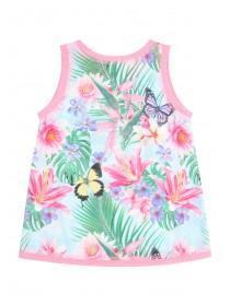 Younger Girls Tropical Dreamer Vest