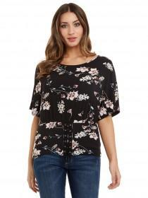 Jane Norman Floral Corset Top