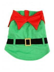 Novelty Pet Elf Coat