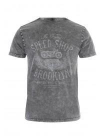 Mens Short Sleeve Bike T-Shirt