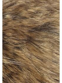 Womens Faux Fur Headwarmer
