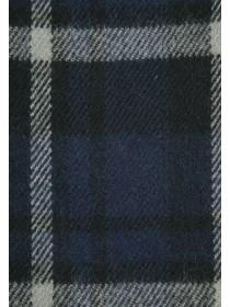 Mens Woven Check Scarf