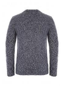 Mens Soft Touch Knitted Jumper