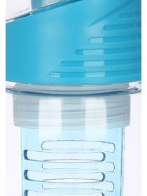 Turquoise Infuser Water Bottle