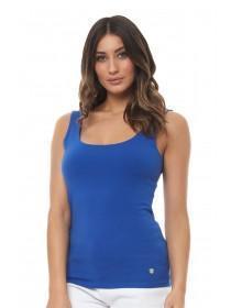 Jane Norman Blue Bust Support Vest
