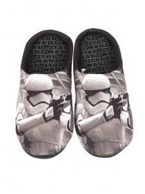 Mens Stormtrooper Mule Slippers