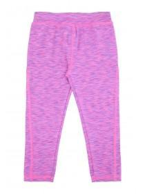 Younger Girls Pink Leggings