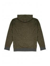 Older Boys Khaki Cosy Hoody