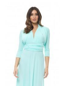 Jane Norman Mint Green Multiway Maxi Dress